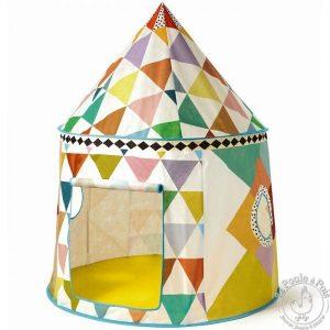 Cabane multicolore - Djeco