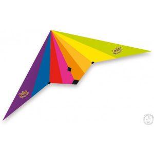 Cerf-volant delta avec double poignée - Vilac