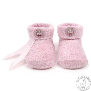 Chausson Chaussettes Princesse - Quand je serai grande