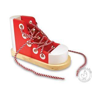 Chaussure à lacer - Mélissa & Doug