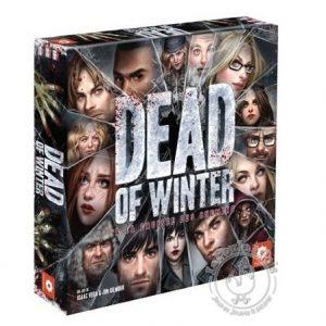 Dead of winter - jeu Filosofia - Asmodée