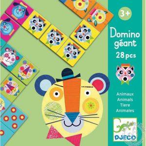 Domino géant animaux - Djeco