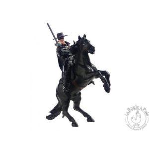 Figurine cheval de Zorro - Papo