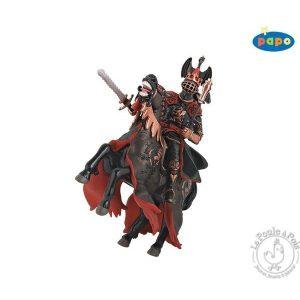 Figurine cheval du prince des ténèbres - Papo
