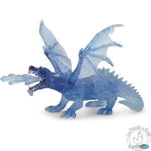 Figurine dragon de cristal - Papo