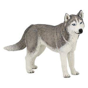 Figurine husky de Sibérie - Papo