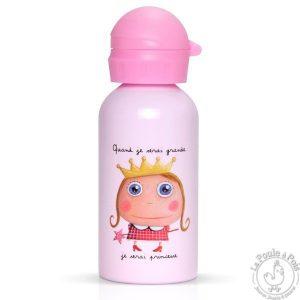 Gourde princesse - Quand je serai grande