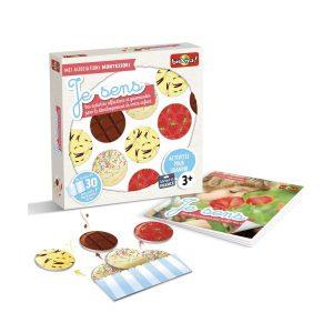 Je sens - Perceptions olfactives Montessori - Bioviva