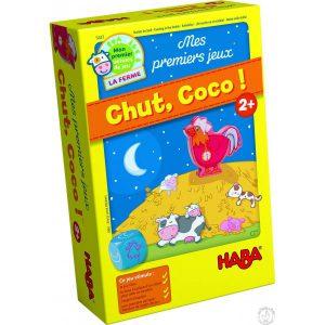 Jeu Chut Coco Jeu coopératif - Haba