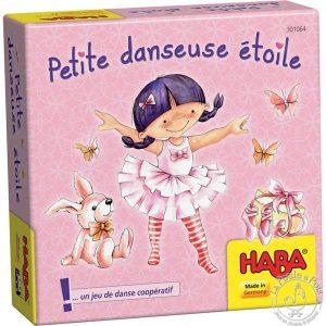 Jeu de danse Petite danseuse étoile - Mini jeu Haba