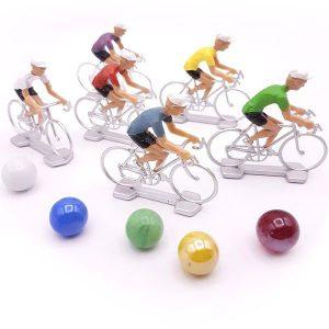 Jeu des petits cyclistes