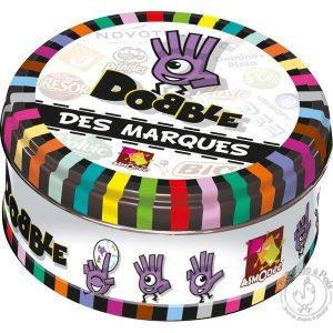 Jeu Dobble des Marques