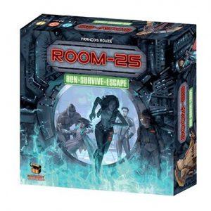 Jeu Room 25 - Jeu Matagot - Blackrock Games