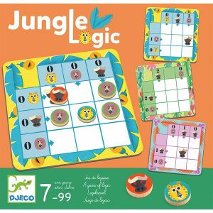 Jungle logic casse tête - Djeco