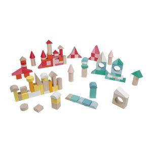 Kubix Jeu de construction Cubes - Janod