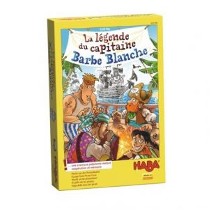 La légende du capitaine Barbe Blanche - Haba