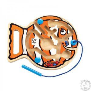 Labyrinthe magnétique poisson - Hape