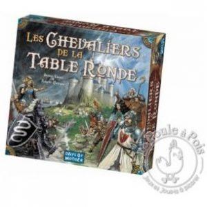 Les chevaliers de la table ronde - Jeu Days of Wonder