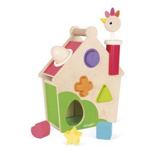 Maison d'activités poulette - Janod