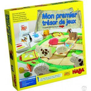 Mon premier trésor de jeux - Haba Jeu coopératif