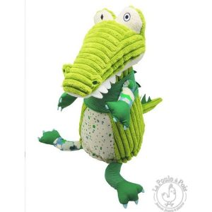 Peluche Original Aligatos l'alligator - Les Déglingos