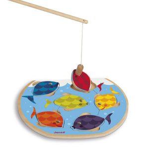 Puzzle Speedy Fish - pêche magnétique - Janod