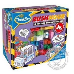 Rush Hour Junior - Jeu Asmodée
