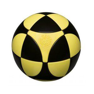 Sphère casse-tête Marusenko noir et jaune niveau 1