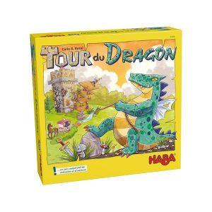 Tour du dragon - jeu coopératif Haba