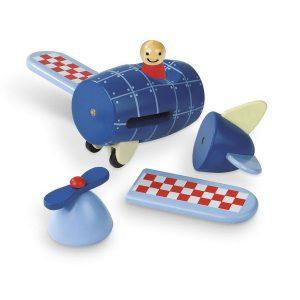 Avion magnétique assemblage - Janod