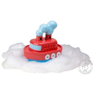 Jouet bain enfant bateau flottant