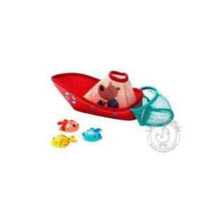 Bateau de pêche enfant - Lilliputiens