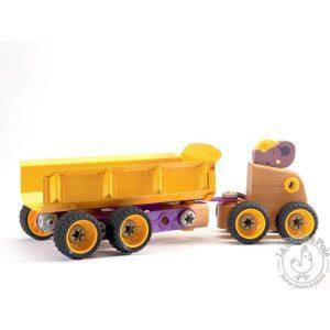 Camion à construire à assembler