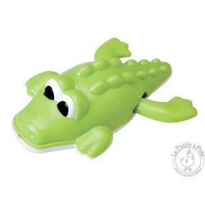 Jouet de bain enfant crocodile nageur