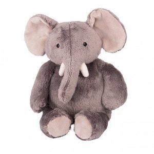 Éléphant en peluche doux pour bébé