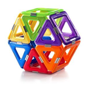 Jeu géométrie dans l'espace