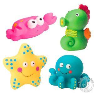 Gicleurs de bain animaux jouet bain