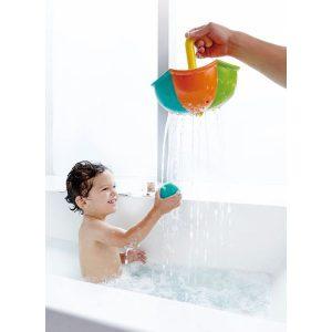 Jouet de bain garçon et fille