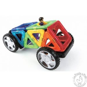 Jeu de construction enfant voiture