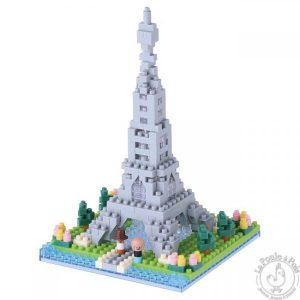 Jeu de construction Nanoblock Tour Eiffel