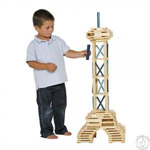 Construction modèle et idée Kapla