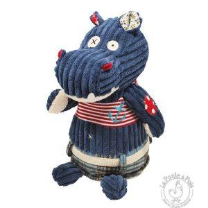 Hippopotame en peluche pour enfant