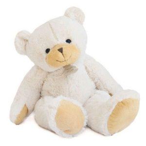 Ours en peluche tout doux pour bébé