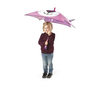 Parapluie rose fille Chat - Janod