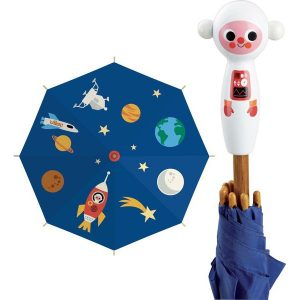 Parapluie garçon cosmonaute Ingela Arrhenius - Vilac