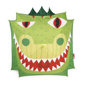 Parapluie vert garçon Dragon - Janod