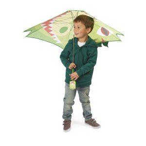 Parapluie enfant Dragon vert - Janod