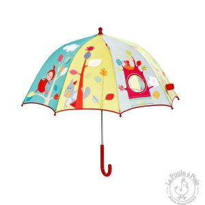 Parapluie enfant Forêt - Lilliputiens