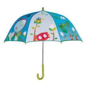 Parapluie bleu enfant Georges - Lilliputiens