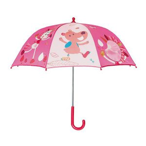 Parapluie rose fille enfant Louise - Lilliputiens